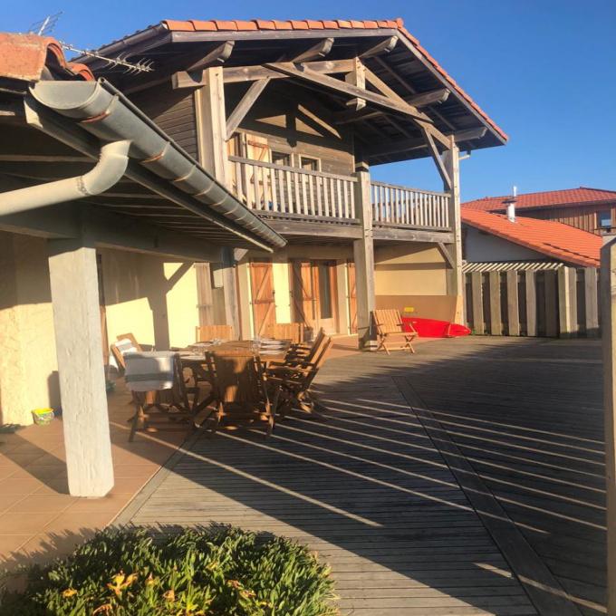 Location de vacances Maison Saint-Julien-en-Born (40170)